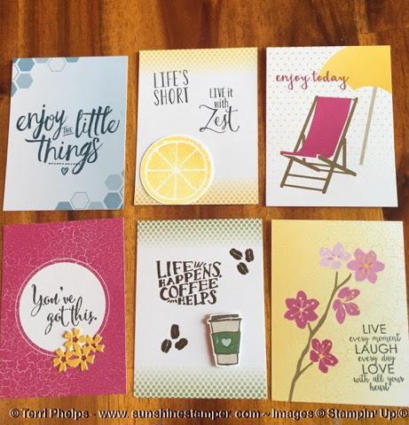 Inspiration Cards 1